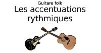 Les accentuations rythmiques