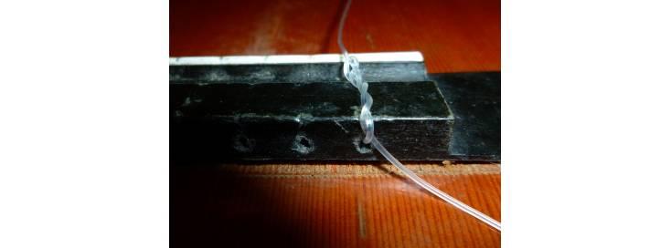 Changer les cordes de la guitare
